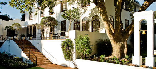 The Andros Boutique Hotel in Cape Town