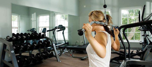 The Andros Boutique Hotel - Cape Reservations - Gym