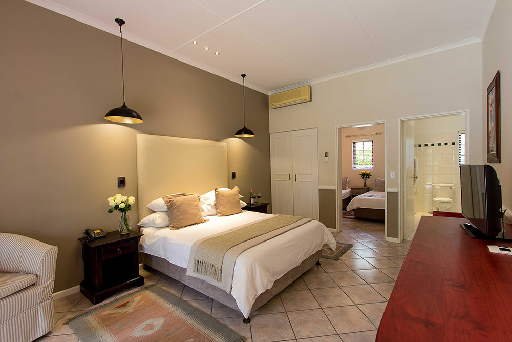 Standard / Family Rooms - Hlangana Lodge