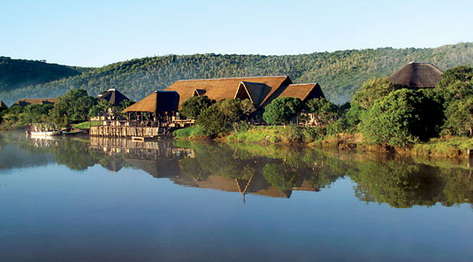 River Lodge - Kariega Game Reserve, Eastern Cape, South Africa