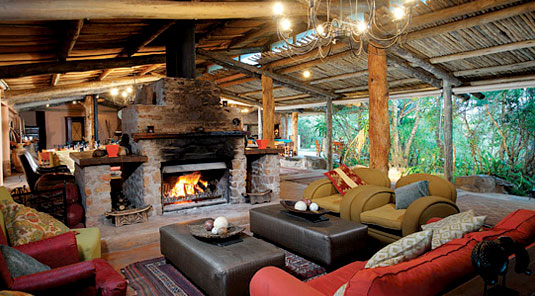 Ukhozi Lodge - Kariega Game Reserve, Eastern Cape, South Africa