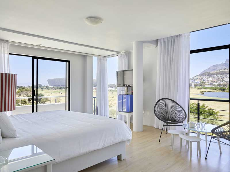 Mountain View Room, La Splendida