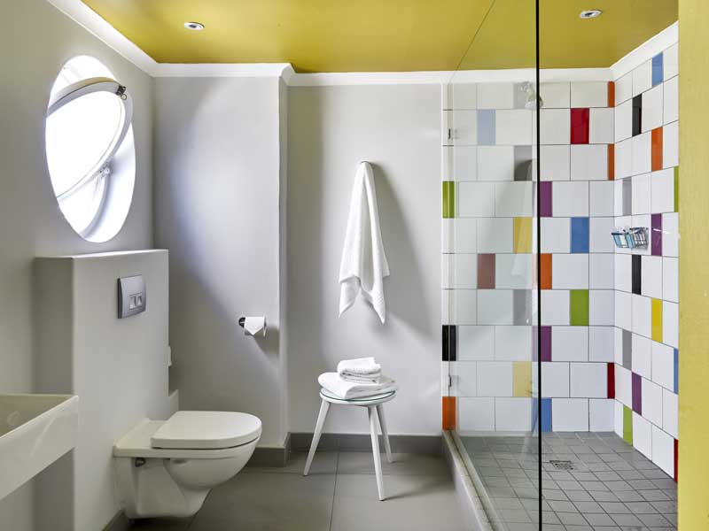 Bathroom, La Splendida