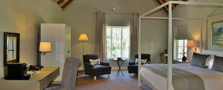 Suite, Le Franschhoek Hotel and Spa