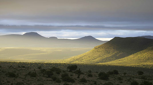 Samara Private Game Reserve - Malaria Free Great Karoo - Eastern Cape